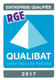 label RGE QualiBAT 2017