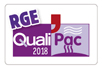 label RGE QualiPAC 2018