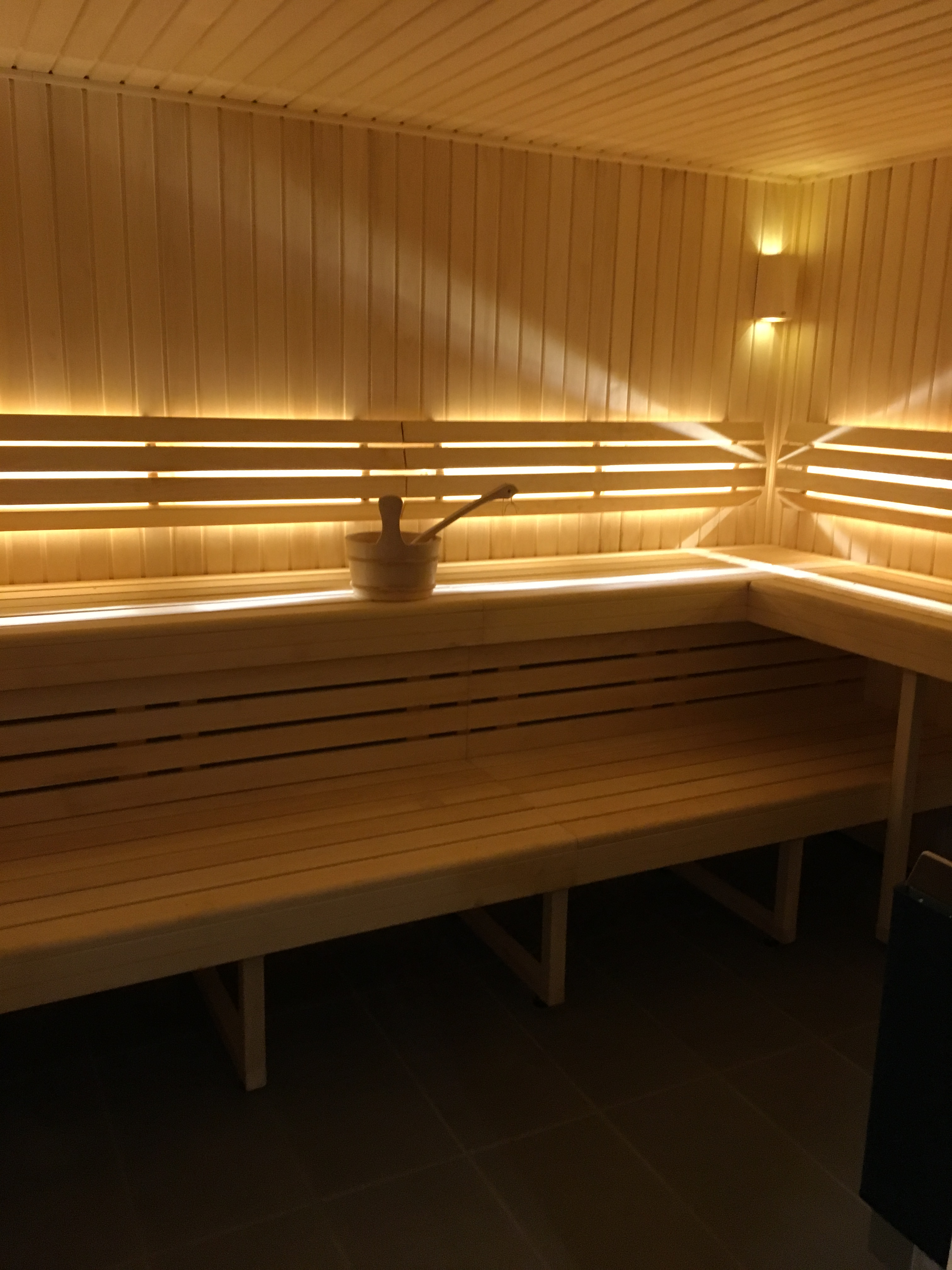 Sauna sur mesure - Aquafit Arras Image 1